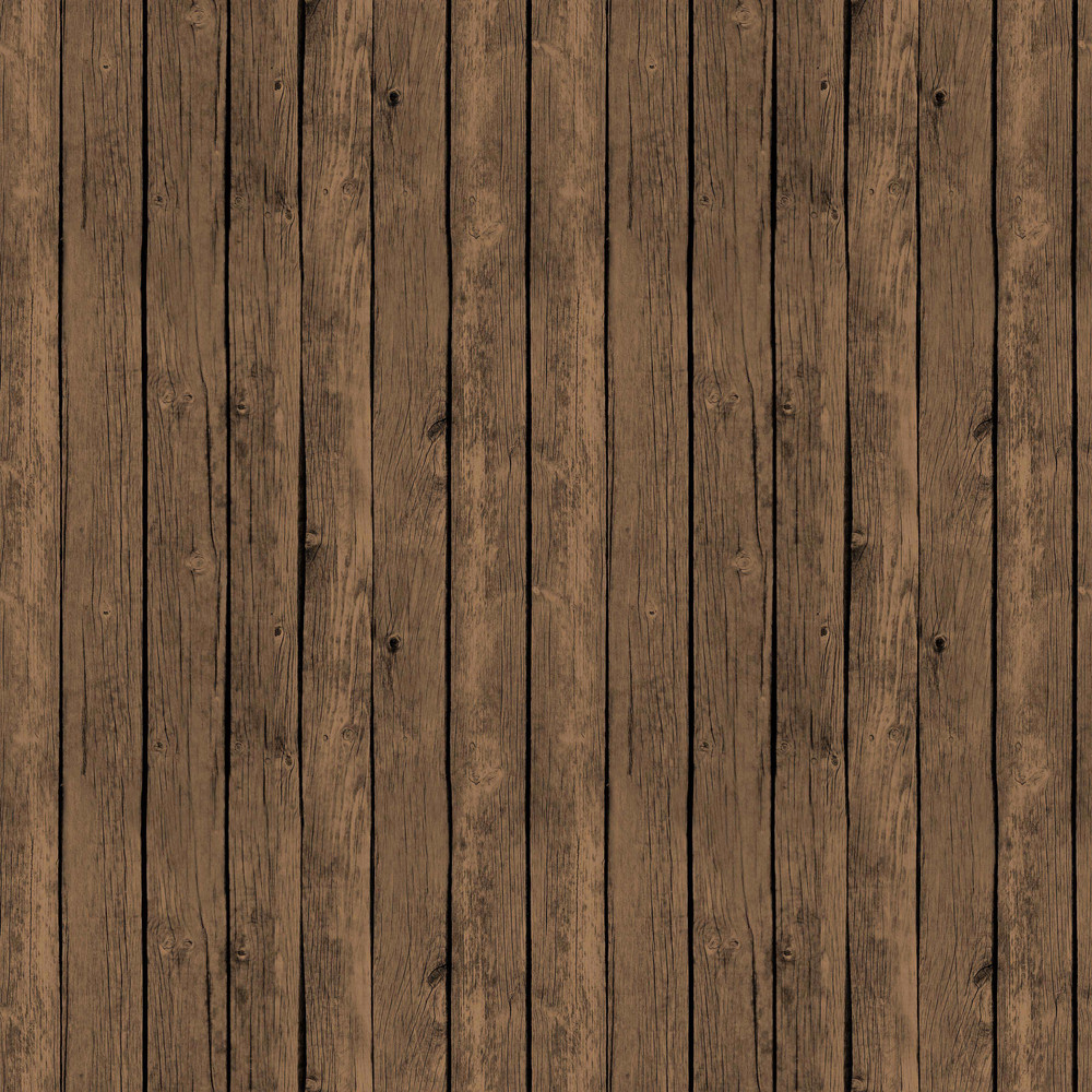 Design Texture Of Brown Painted Wooden Boards