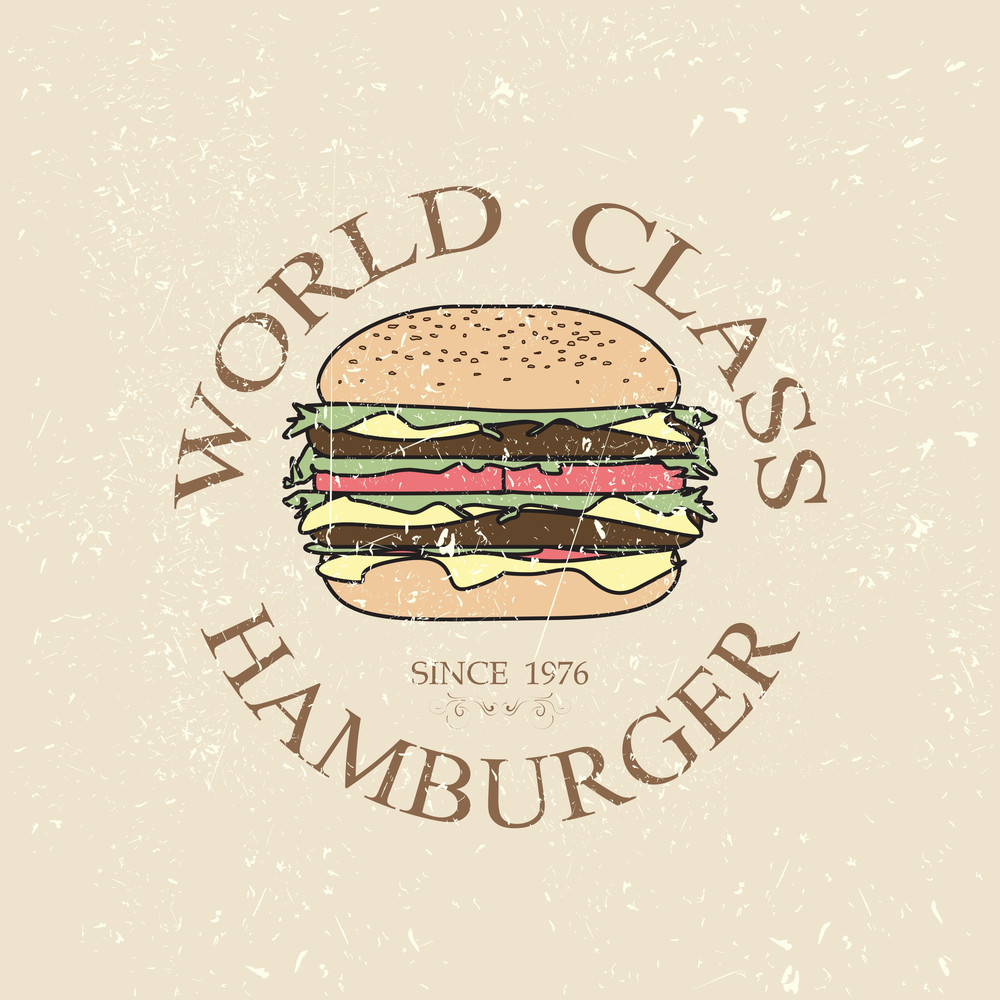 World Class Hamburger