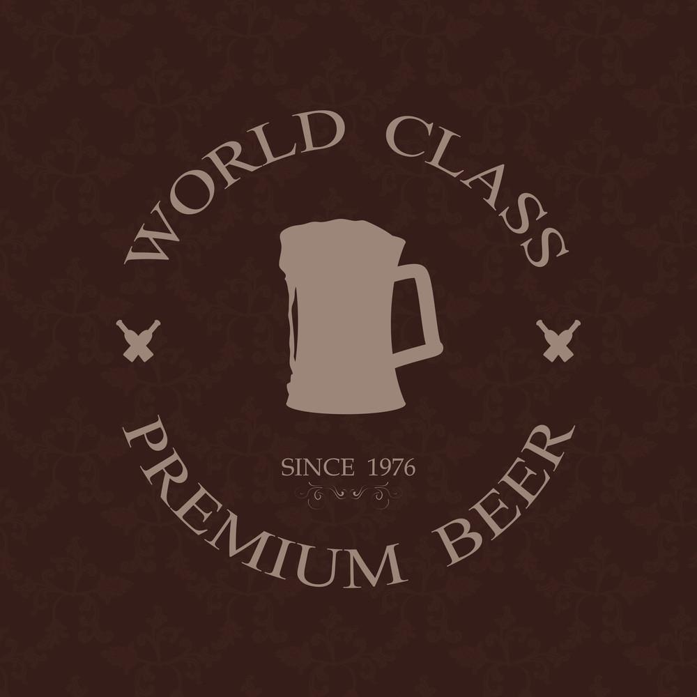 World Class Premium Beer