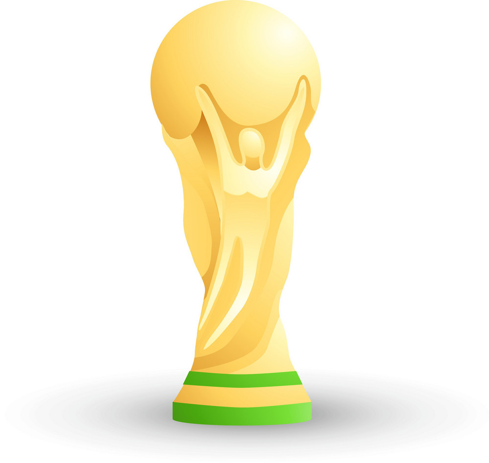 World Cup Trophy Lite Sports Icon