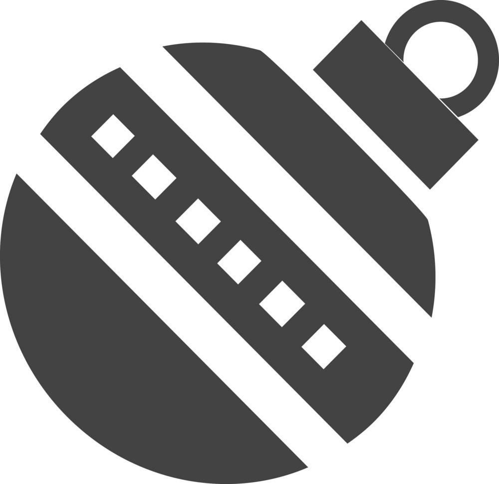 Xmas 2 Glyph Icon