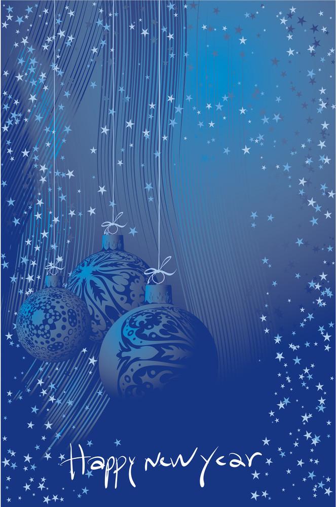 Xmas Snowmen. Vector Illustration