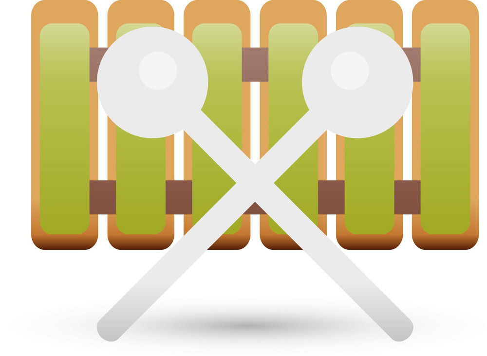 Xylophone And Mallets Lite Music Icons
