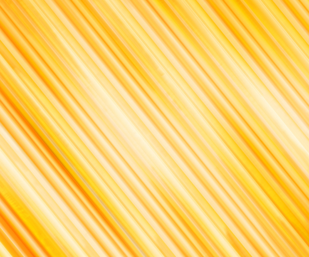 Yellow Abstract Stripes Background