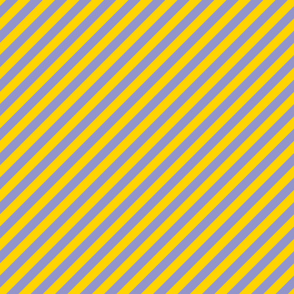 Yellow And Grey Diagonal Striped Car Pattern