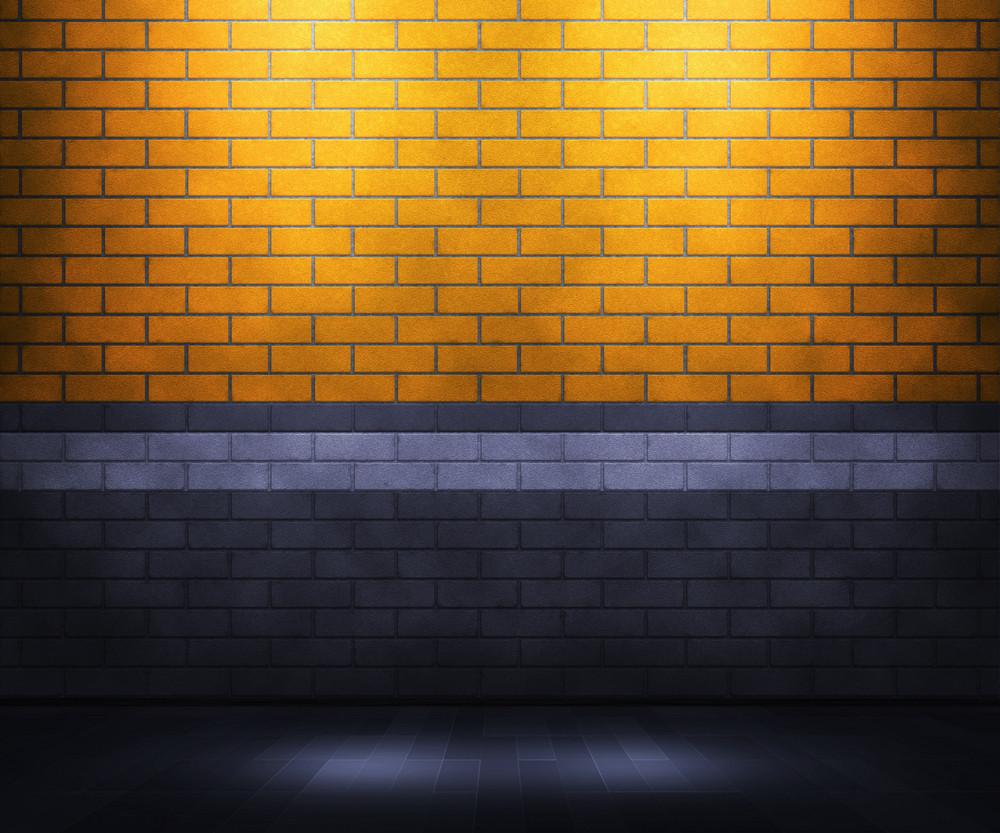 Yellow Brick Interior