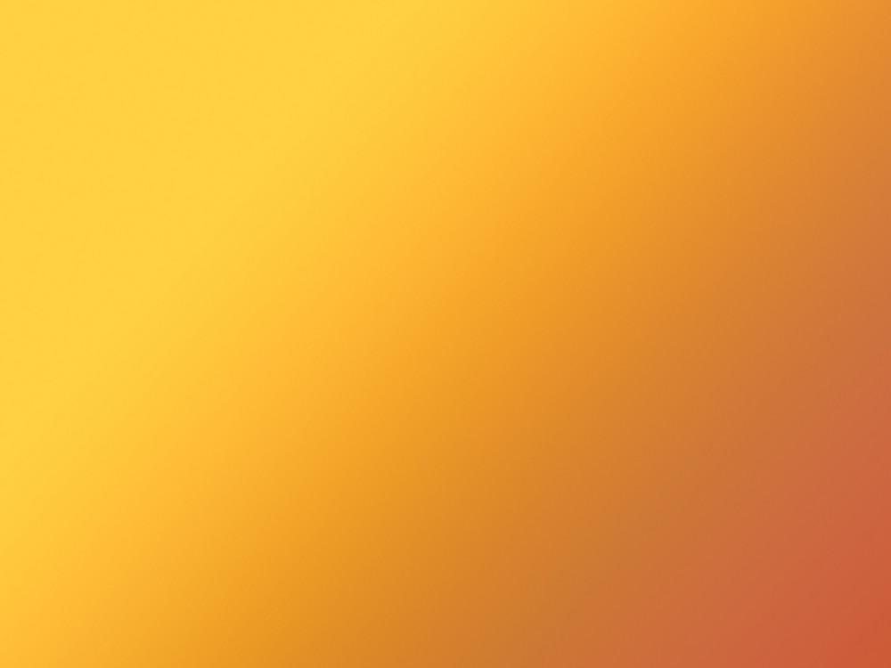 Yellow Gradient Background