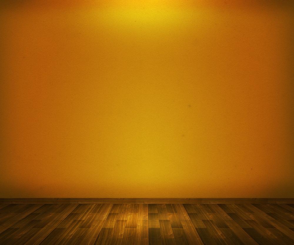 Yellow Interior Background