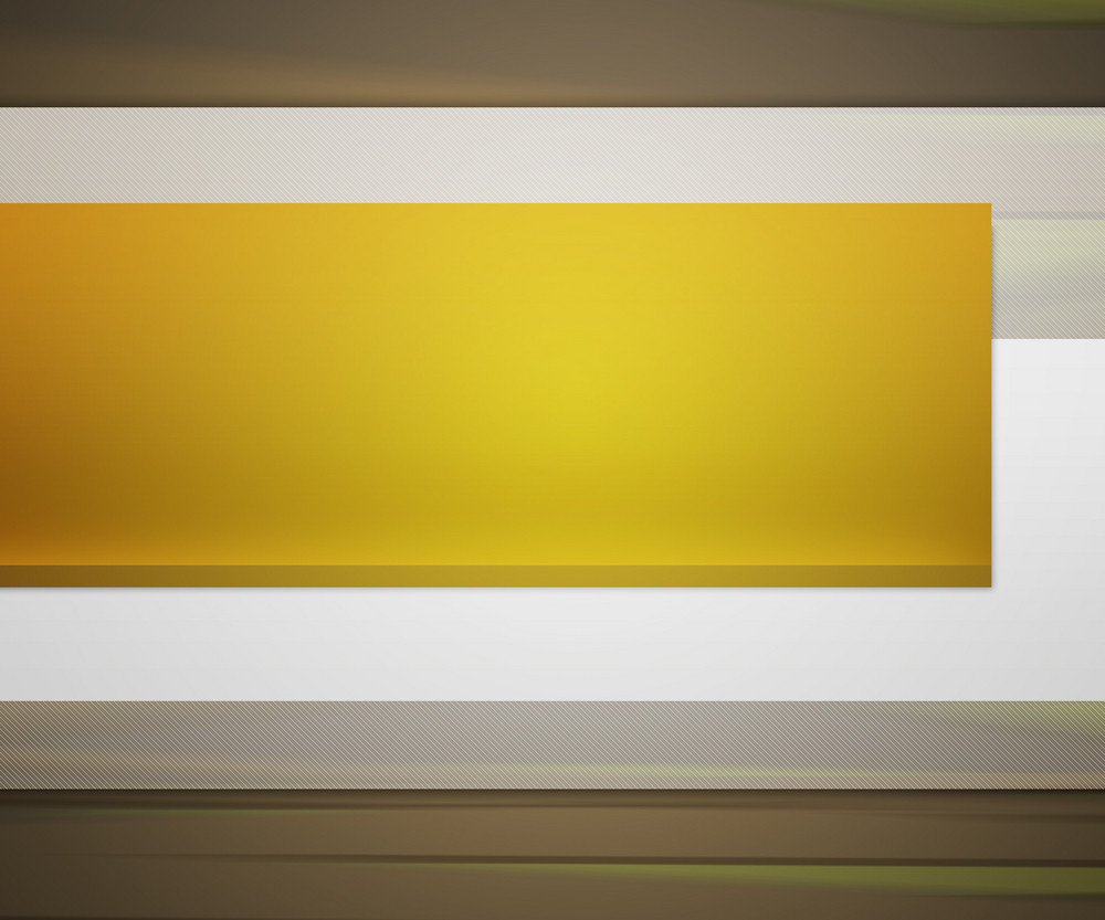 Yellow Professional Background
