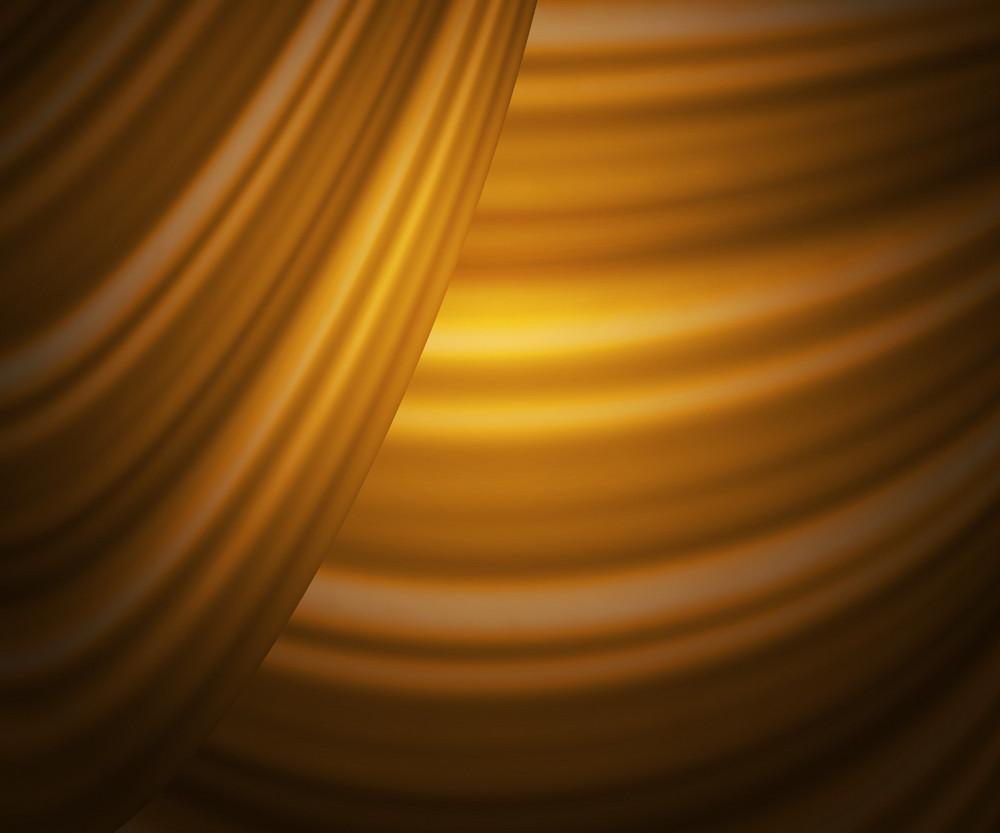 Yellow Studio Backdrop