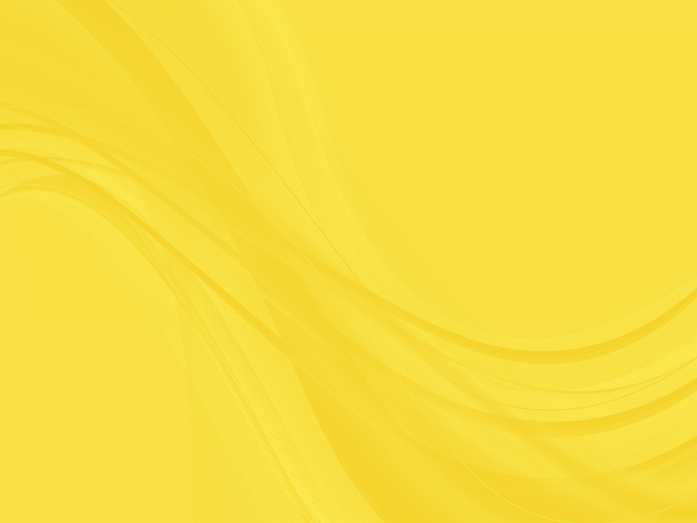 Yellow Wavy Background