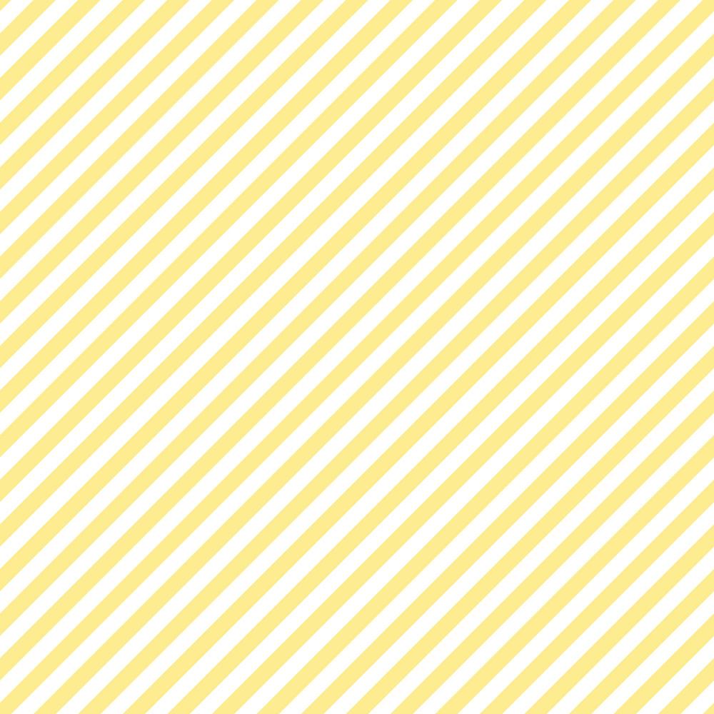 Yellow And White Diagonal Stripes Pattern