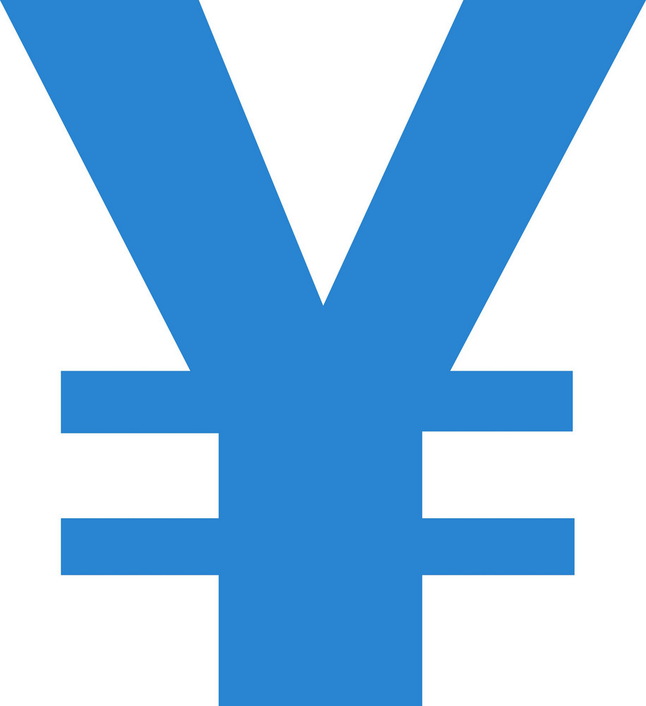 Yen Currency Simplicity Icon