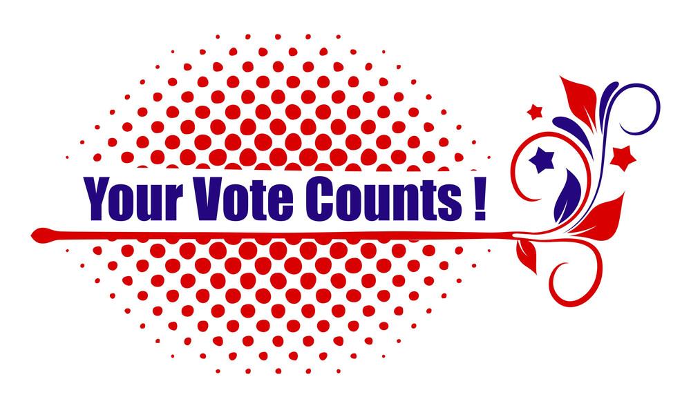 Your Vote Counts Design