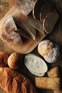 Fresh Baked Bread Selection