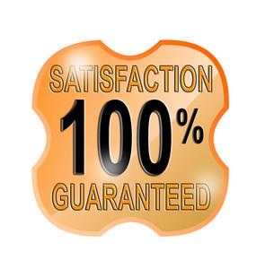 100% Satisfaction Guaranteed In Shield