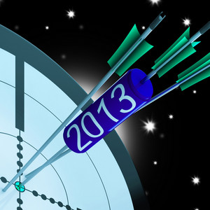 2013 Future Projection Target Shows Forward Planning