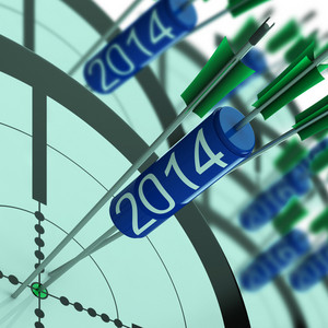 2014 Accurate Dart Target Shows Successful Future
