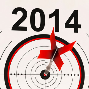 2014 Calendar Shows Planning Annual Projection