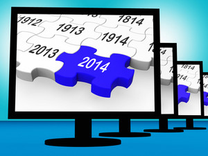 2014 On Monitors Showing Forecasting