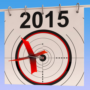 2015 Calendar Means Planning Annual Agenda Schedule