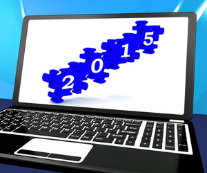2015 On Laptop Shows Future Festivities