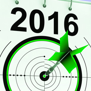 2016 Calendar Shows Planning Annual Projection Budget