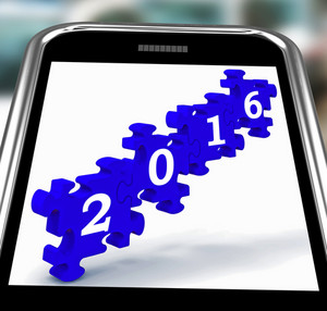2016 On Smartphone Shows Future Technology