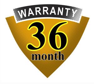36 Month Warranty Shield