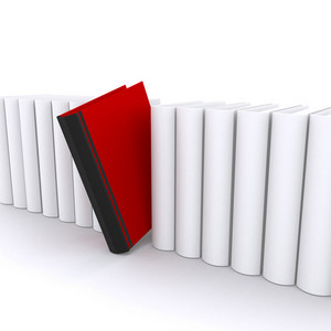 3d Book Selection
