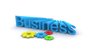 3d Business Gears