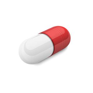 3d Capsule Pill