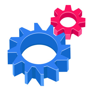3d Gear Wheels