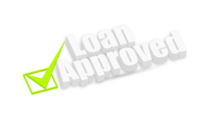 3d Loan Approved Text