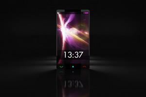 3d Render Smartphone