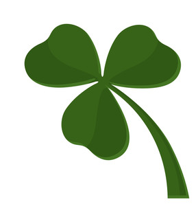 3d Shamrock Shape Design