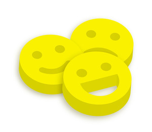 3d Smiley