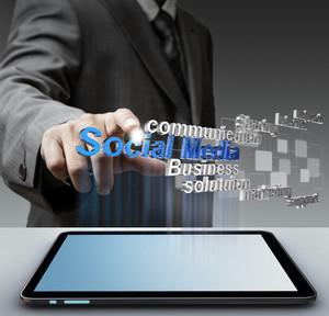 3D Social Media als Konzept