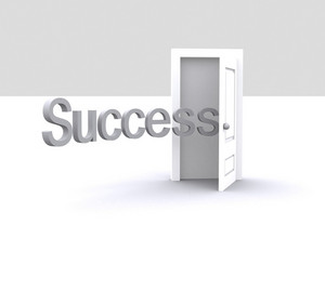 3d Success Door