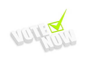 3d Vote Now
