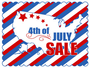 4th Of July Sale Coupon