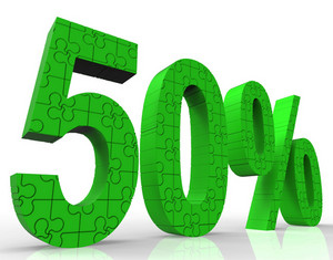 50 Sign Shows Sales Discount And Promotions
