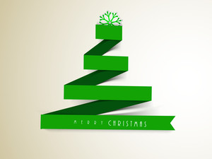 Chirstmas celebration with holly tree design