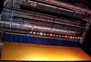 Theatre scaffold