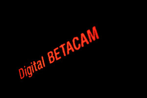 Digital betacam