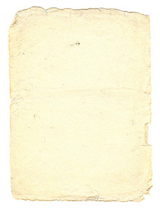 Vintage paper with space for text