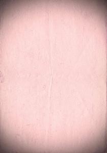 Vintage paper with vignette  slight-rose color  vertical orient