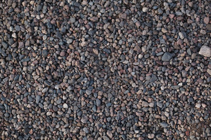 Gravel pattern background