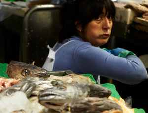 Fish seller 1