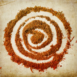 Spiral Of Spices